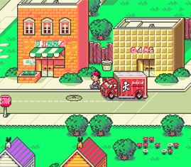 Ness in town
